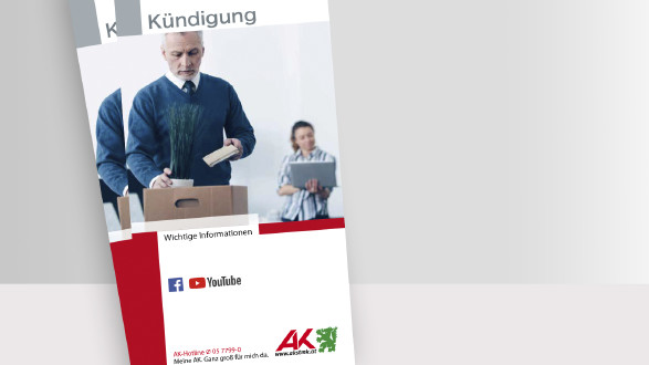 Broschüre Kündigung © -, AK