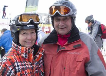 AK-Skitag am Lachtal mit Besucherrekord. © Temel, AK Stmk