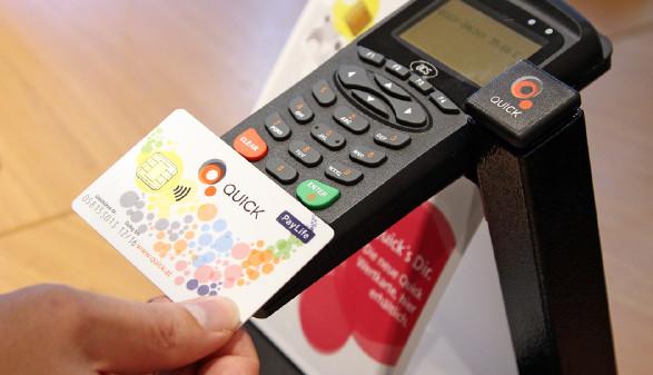 Mit 1. August 2017 endet die Quick-Funktion der Bankomatkarte. © Norbert Novak, AK Stmk