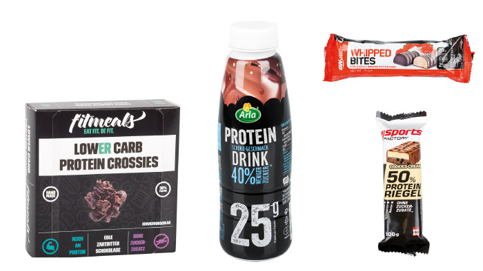 Die Produkte sind teuer und haben teilweise viel zu viel Zucker. © VKI, AK Stmk