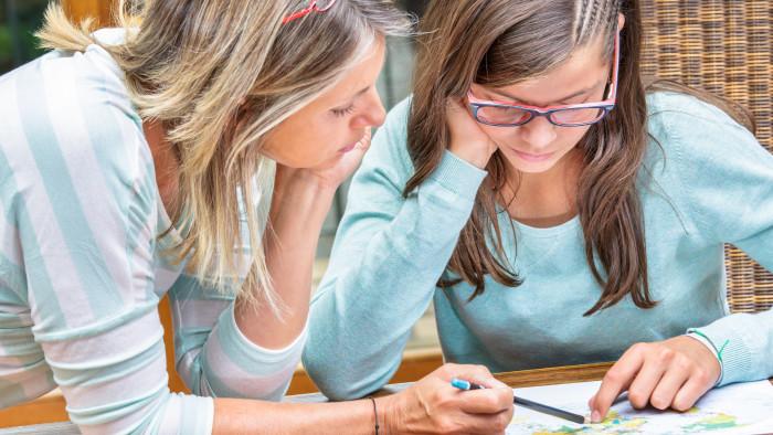 Lernen für die Nachprüfung.  © comodigit - stock.adobe.com, AK Stmk