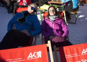 AK-Sktiag am Lachtal © AK Stmk/Hauer
