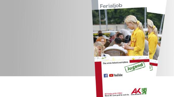 Broschüre Ferialjob Titelbild © -, -