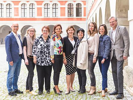 Präsentation des steirischen Frauen.Management.Report 2017. © Watl, FELIN