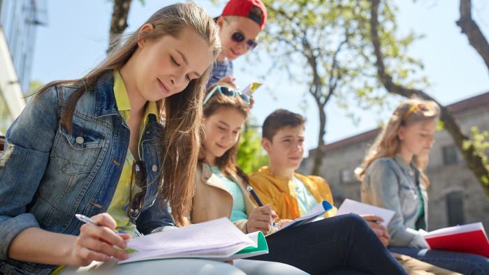 Viele Kinder haben sich beim Lernen daheim schwergetan. Nach unbeschwerten Ferienwochen sollte deshalb der alte Stoff geübt werden. © lev dolgachov - adobe.stock.com, AK Stmk