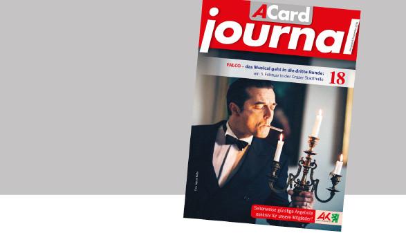 Das neue ACardjournal im Oktober 2018 © -, AK Stmk