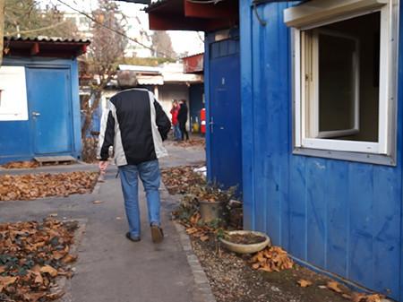 Mann im Vinzidorf © -, AK Stmk