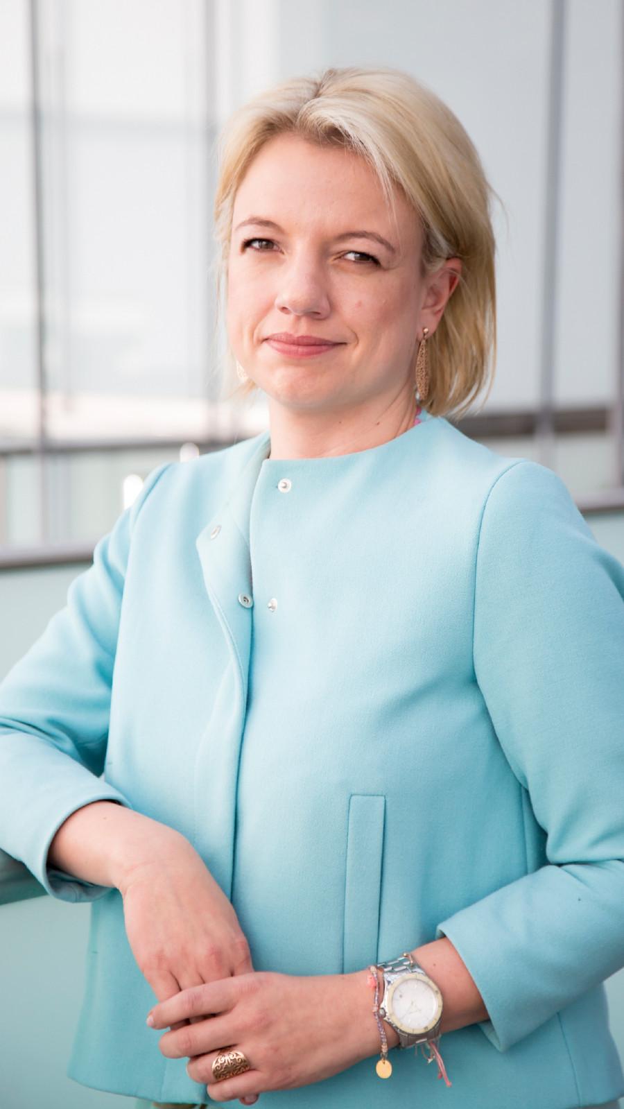 AK-Bildungsexpertin Katrin Hochstrasser © Graf-Putz, AK Stmk