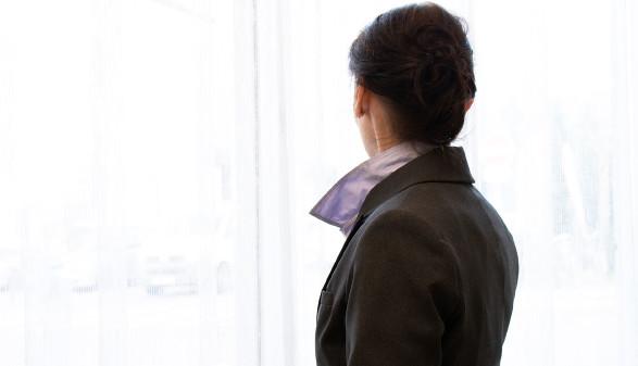 Frau wurde jahrelang gemobbt. Im Interview erzählt sie davon. © Fink, AK Stmk