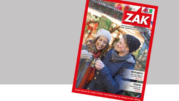 Die ZAK im Dezember 2018 © -, AK Stmk