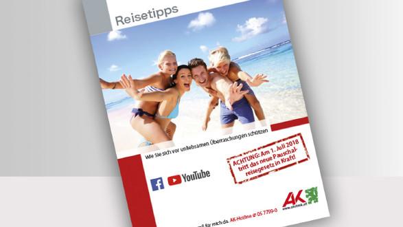 Broschüre Reisetipps © -, -