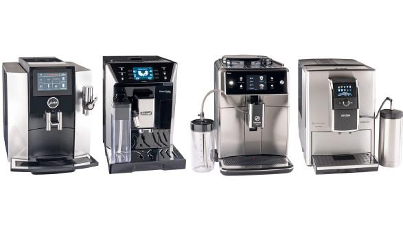 12 Kaffeeautomaten wurden gestest, das Gesamturteil ist durchwegs gut. © VKI/Ralph Kaiser, AK Stmk