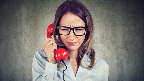 Betrügerische Anrufe von angeblichen Microsoft-Mitarbeitern können ihren Opfern viel Geld kosten. © pathdoc - stock.adobe.com, AK Stmk