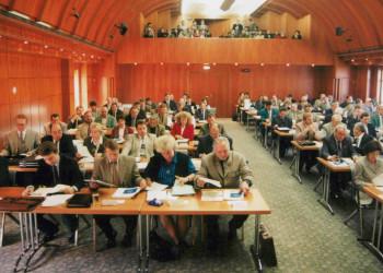 rVollversammlung, Jahr unbekannt, geschätzt: 1990er. © AK Stmk, AK Stmk