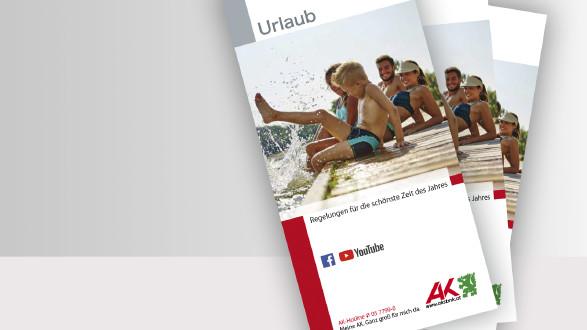 Broschüre Urlaubsrecht © -, -