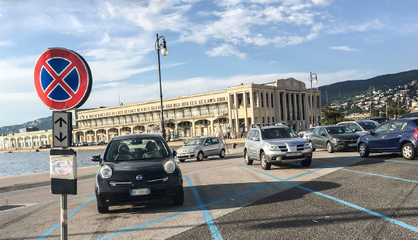 Nicht alle Zahlungsaufforderungen fürs Falschparken aus dem Ausland sind gerechtfertigt. © Buchsteiner, AK Stmk