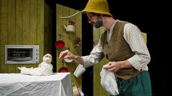 ACard-Bonus einlösen und beim Kindertheater sparen. © Eva Buchinger, AK Stmk