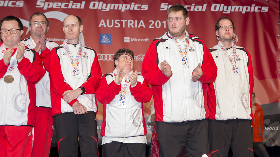 Special Olympic © Graf-Putz, AK