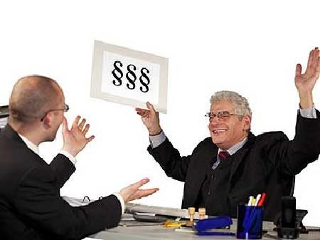 Kollektivvertrag verhandeln © Fotolia.com, foto ARts