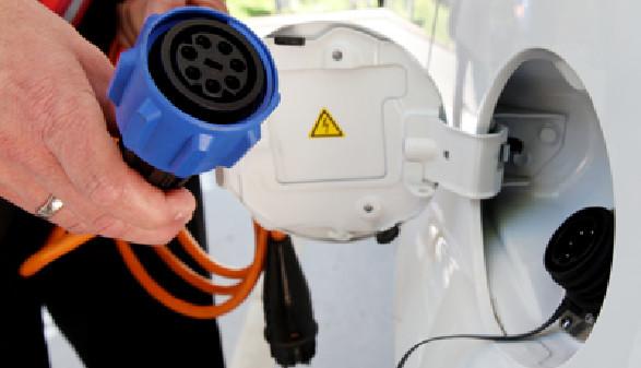 Steckdose Elektroauto © Sven Grundmann, Fotolia