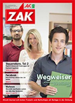Titelbild ZAK Sept 2015 © Schön, AK Stmk