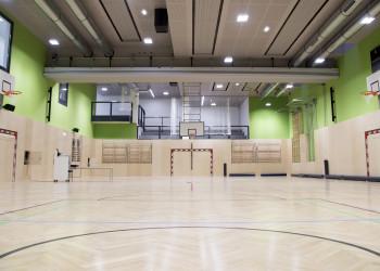 Die neue Volkshochschule © AK Stmk/Graf-Putz, Kanizaj