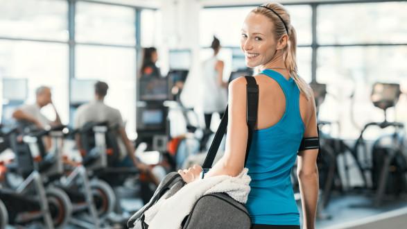 In der Steiermark – so das Branchenradar 2018 – sind 61 von 1.000 Einwohnern Mitglied in einem der 83 steirischen Standorte der Fitnesscenter. © Rido - adobestock, AK Stmk