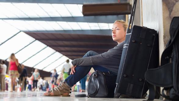 Heuer gab es viele Anfragen wegen Flugverspätungen oder -ausfällen. © Matej Kastelic - stock.adobe.com, AK Stmk