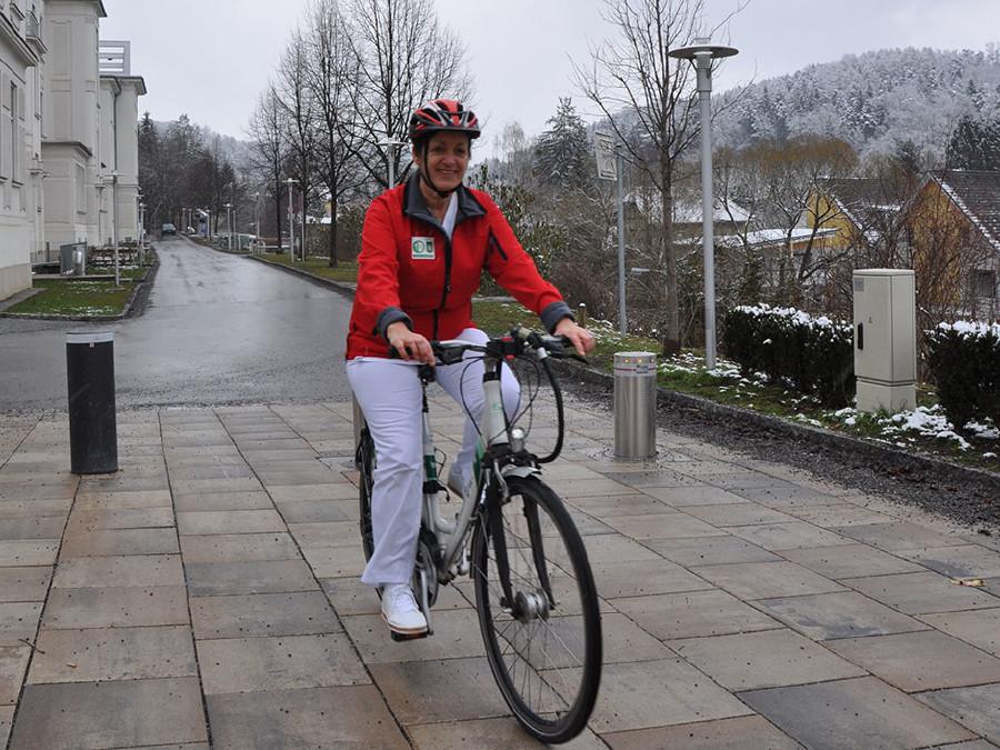 LKH-Zentalbetriebsrätin Monika Wagner. © LKH-Univ. Klinikum Graz, LKH-Univ. Klinikum Graz