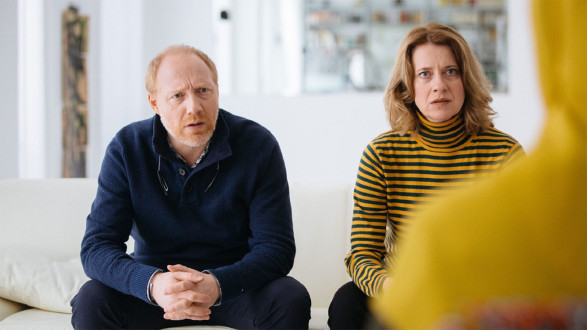 Steiermarkpremiere im Schubertkino mit Pia Hierzegger, Chantal Zitzenbacher und Marcel Mohab. © -, AK Stmk