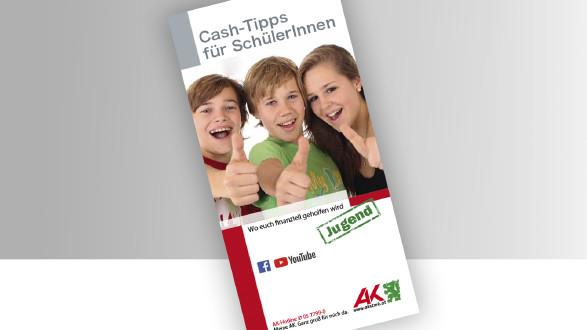 Broschüre Cash Tipps für Schüler © -, -