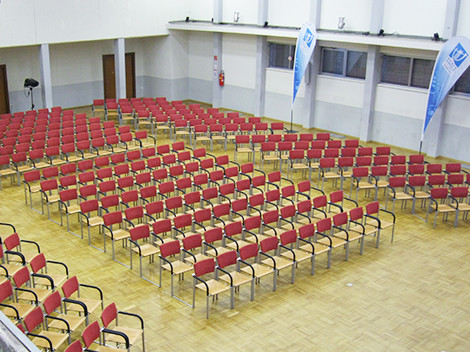 Kammersaal Leoben © -, AK Stmk