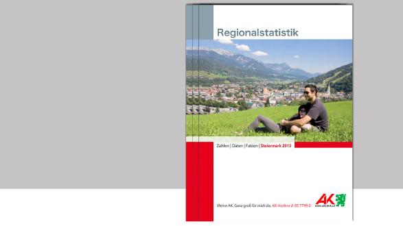 Regionalstatistik aus dem Jahr 2015. © -, AK Stmk