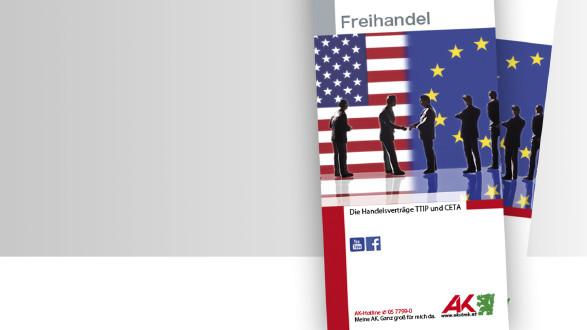 Broschüre Freihandel Deckblatt © -, -