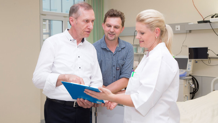 Das Gesundheitsberufe-Register ist eine Datenbank für Pflegeberufe. © Graf-Putz, AK Stmk