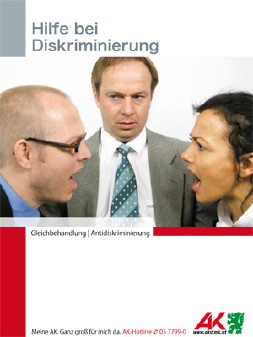Diskriminierung Deckblatt © -, AK Stmk