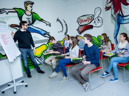 AK-Experte Patrick Trabi erklärt, was man fürs Studium beachten muss © Kanizaj, AK Stmk