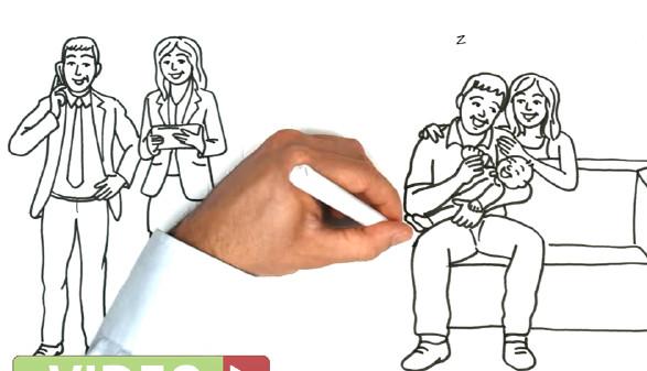 Video über das neue Kindergeldkonto © Ministerium für Familie und Jugend, AK Stmk