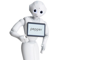 Mit Pepper setzt das bfi auf neue Ausbildungswege im Zeitalter der Digitalisierung. © bfi, AK Stmk