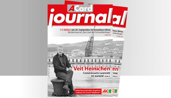 ACard-Journal August 2021 © -, AK Stmk