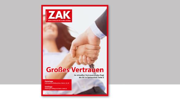 Die neue ZAK im Dezember 2019. © AK Stmk, -