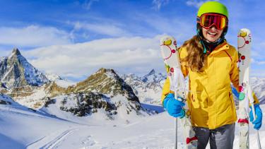 Ermäßigungen an fünf AK-Skitagen in der ganzen Steiermark. © Gorilla - stock.adobe.com, AK Stmk