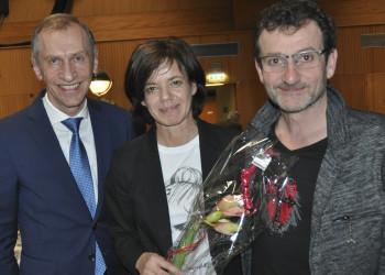 Mitgliederehrungen in Deutschlandsberg, Spielberg und Gralla © AK/Strohmeier, Taus