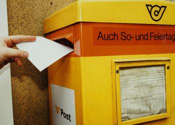 Werbefoto zu Wahlzeiten © Sammlung Paier, AK Stmk