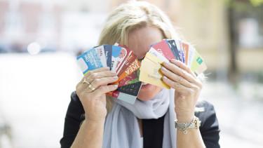 Drei von vier Österreichern besitzen zumindest eine Kundenkarte. © Temel, AK Stmk