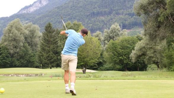 Im GLC Ennstal ging die 2. Golfbetriebsmeisterschaft in Szene. © AK-ÖGB Betriebssport, AK Stmk