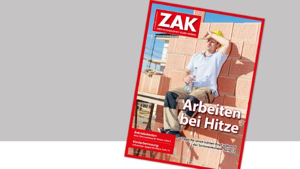 Titelbild der ZAK im Juni 2019 © -, AK Stmk