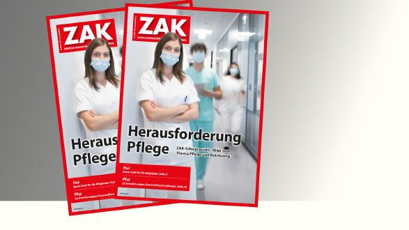 Die ZAK © -, Ak Stmk