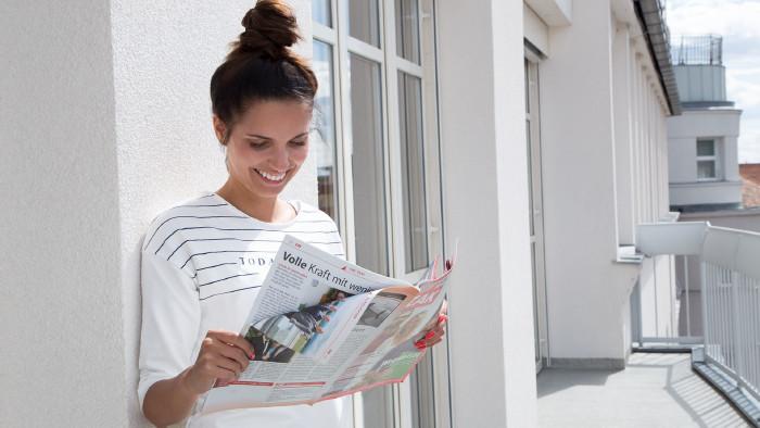 Sieben Mal erscheint das Mitgliedermagazin inklusive ACard-Journal. © stock.adobe.com/aNdreas Schindl, AK Stmk