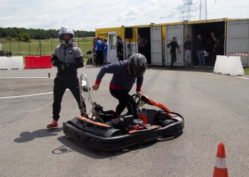Fun Kart Race Lebring © AK/Betriebssport